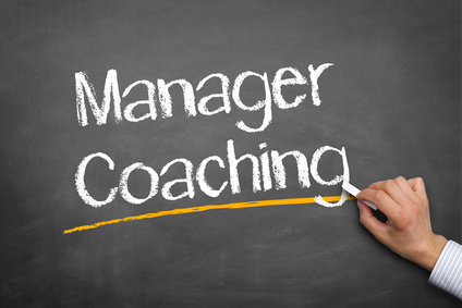 #Manager as a #coach